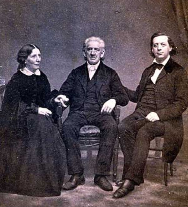 harriet beecher stowe lyman beecher henry ward beecher